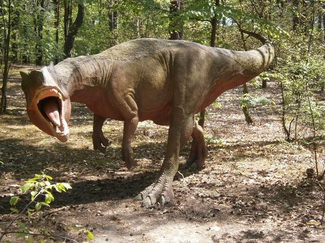Солец, ужасный динозавр