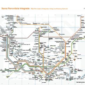 Транспорт Барселоны — метро, электрички, автобусы