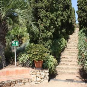 Маримутра — ботанический сад в Бланесе