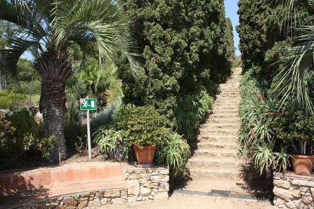Marimurtra лестница