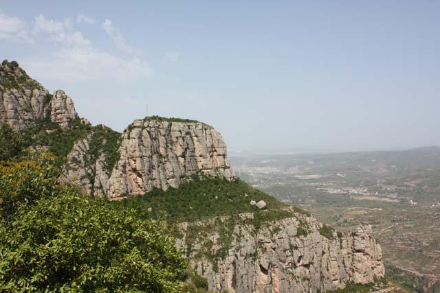 Santa Cova панорама