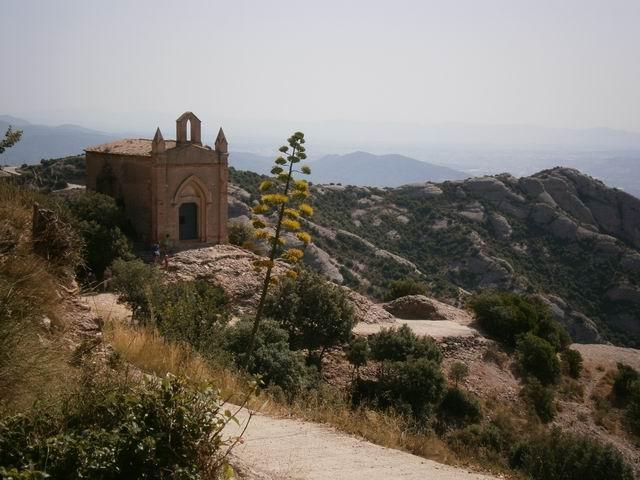 Sant Joan часовня