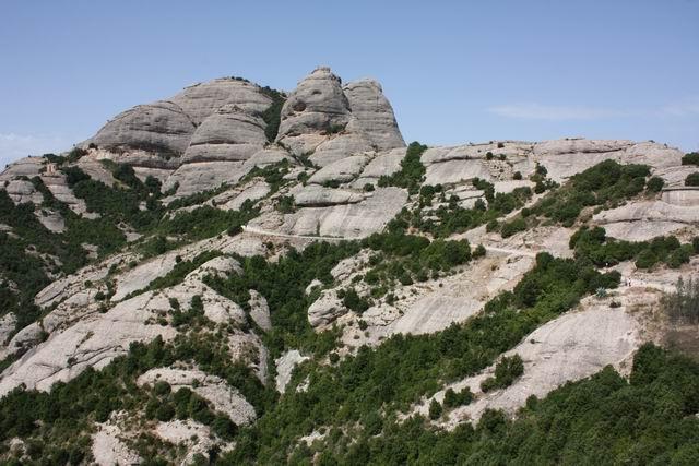 Sant Joan левый маршрут