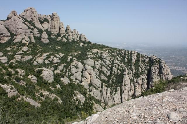 Sant Joan левый маршрут панорама