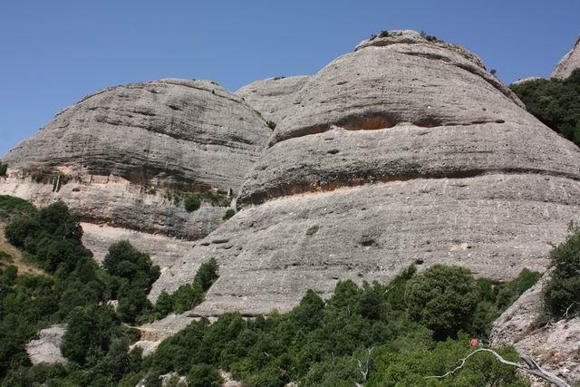 Sant Joan вид на горы