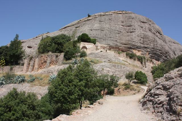 Sant Joan горный ландшафт