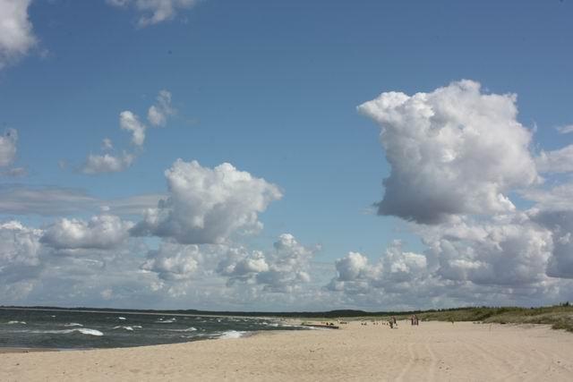 Собешевский остров море
