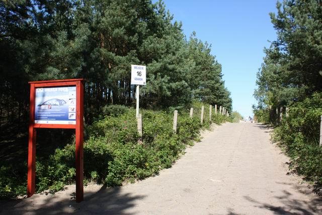 Собешевский остров дорога в город