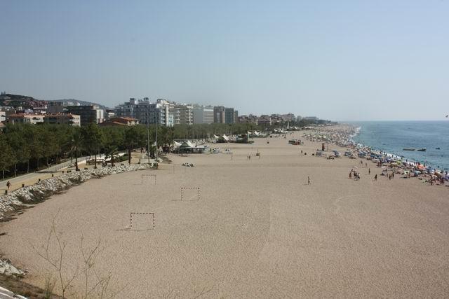 Калелья пляж