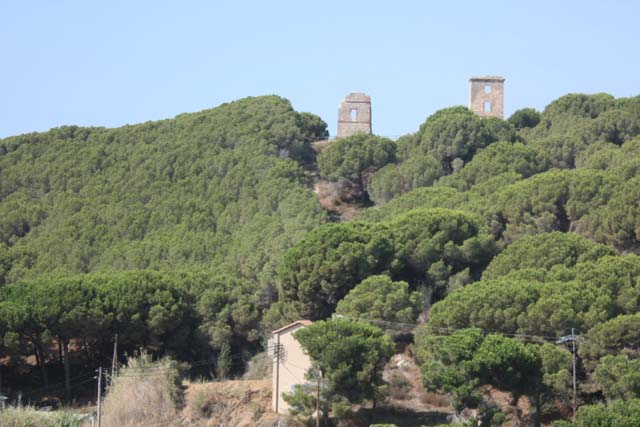 Калелья башни Les Torretes