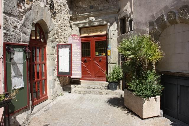 Каркассон дверь дома
