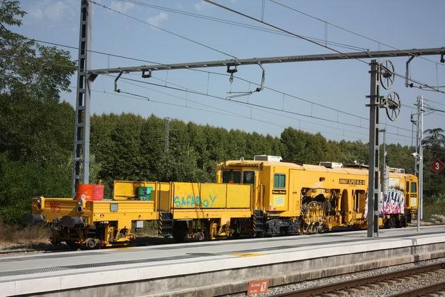 Поезд Maçanet-Massanes