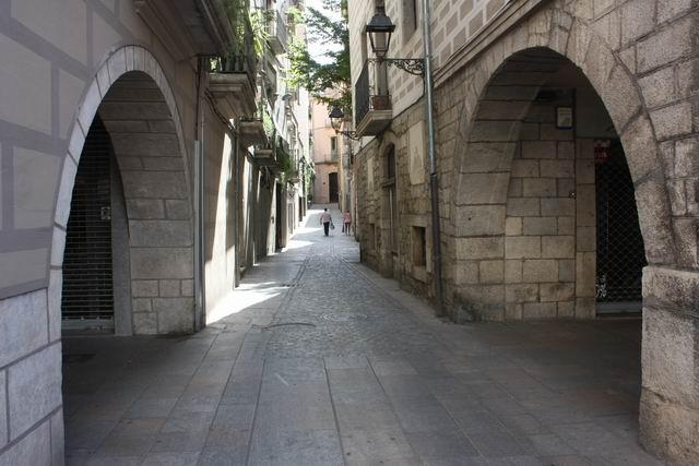 Жирона арки
