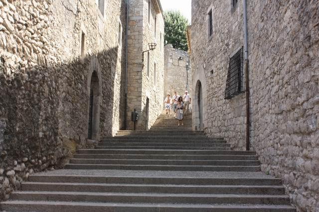 Жирона лестница