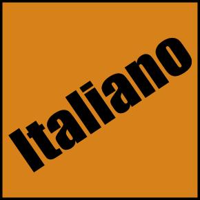 Мини словарь итальянского языка