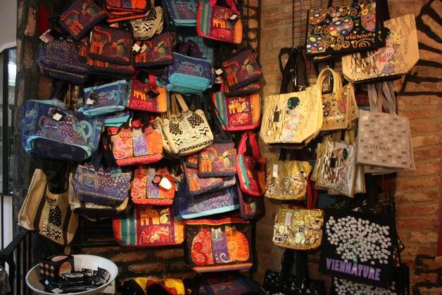 Деревня Хундертвассера сумки