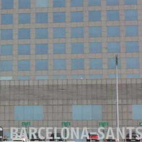 Барселона Cантс — главный вокзал города