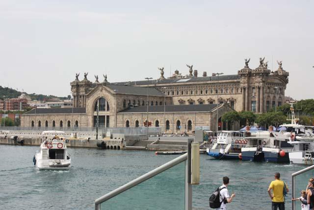 Барселона порт