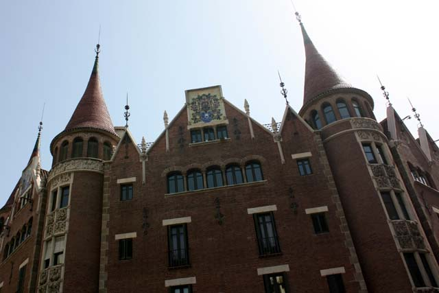 Барселона дом с Шипами