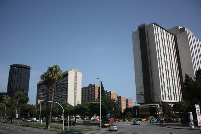 Барселона высотки