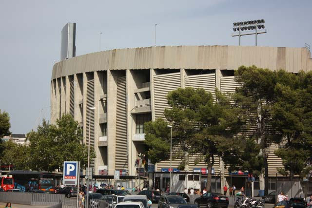 Барселона Камп Ноу
