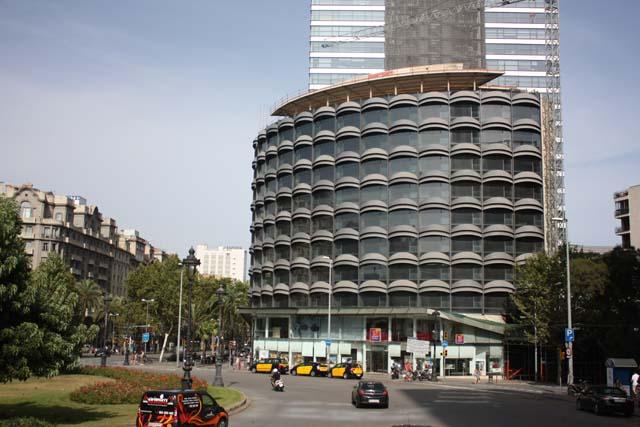 Барселона современная архитектура