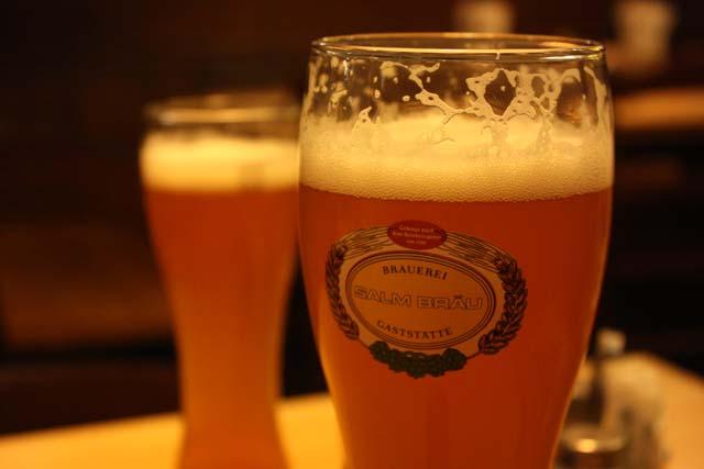 пивоварня Salm Bräu Вена