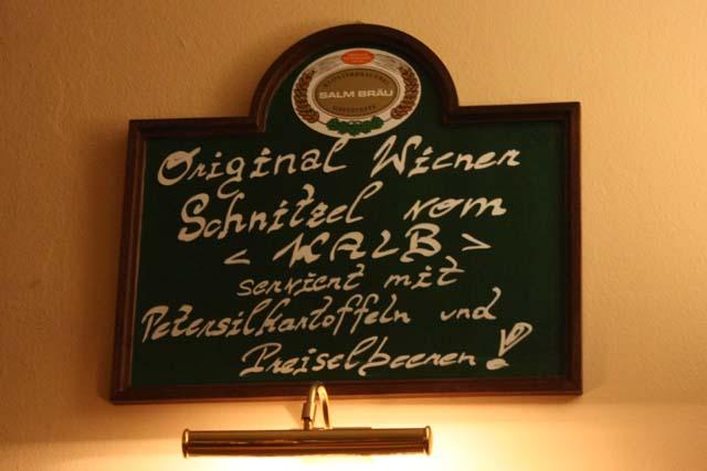 пивоварня Salm Bräu вывеска
