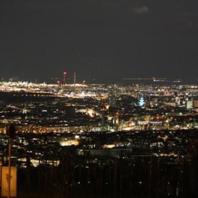 Каленберг — смотровая площадка в Вене