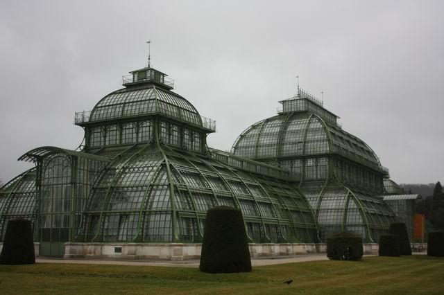 Вена зоопарк павильон
