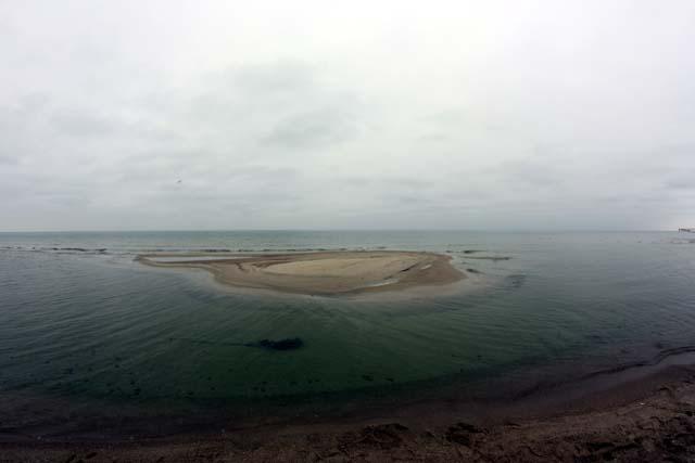 Балтийское море панорама