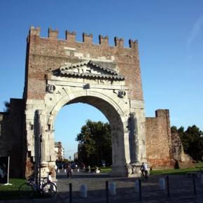 Римини — курорт на Адриатическом побережье Италии
