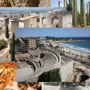 План путешествия по Барселоне и окрестностям