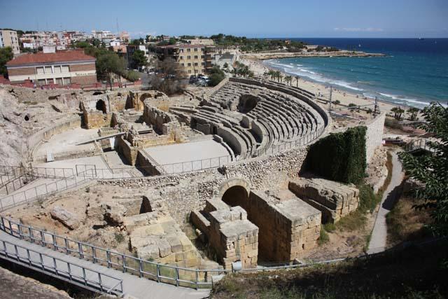 Таррагона Римский амфитеатр