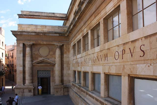 Таррагона археологический музей