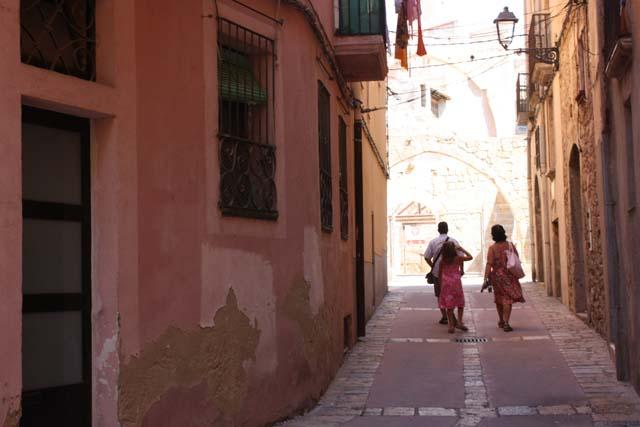 Таррагона еврейский квартал