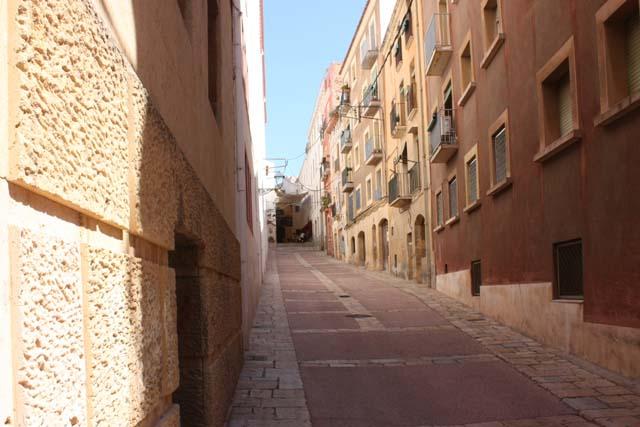 Таррагона улица
