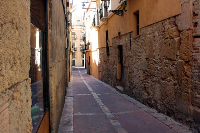 Таррагона улицы дома