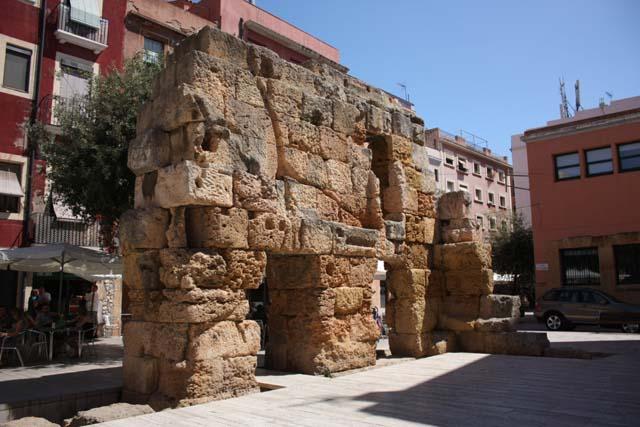 Таррагона римские стены