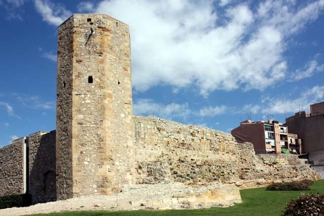 Таррагона римский цирк башня