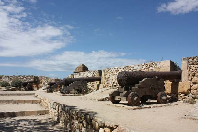 Таррагона археологический маршрут орудия
