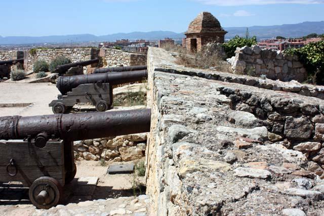 Таррагона вид с крепости