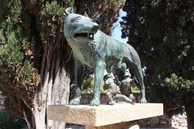 Таррагона археологический маршрут волчица