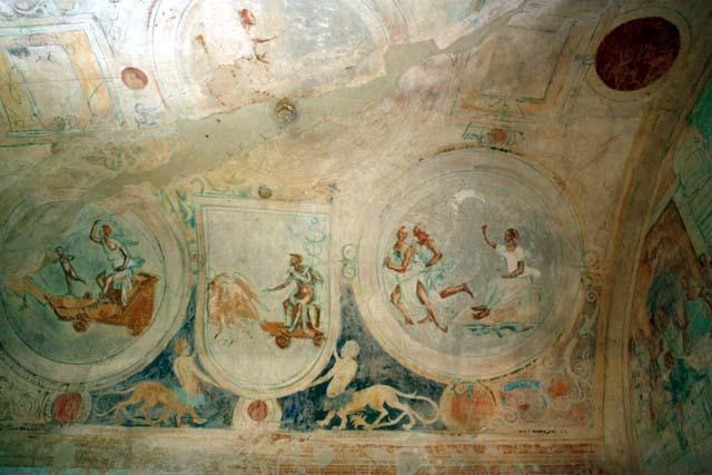 Градара фрески