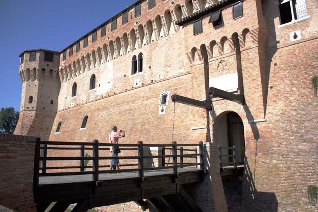 Градара крепость
