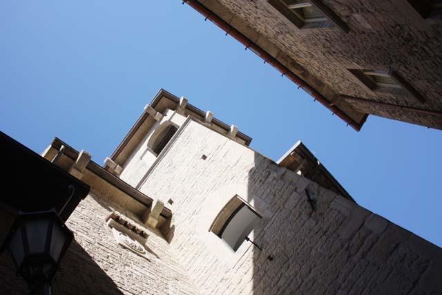Сан-Марино переулки