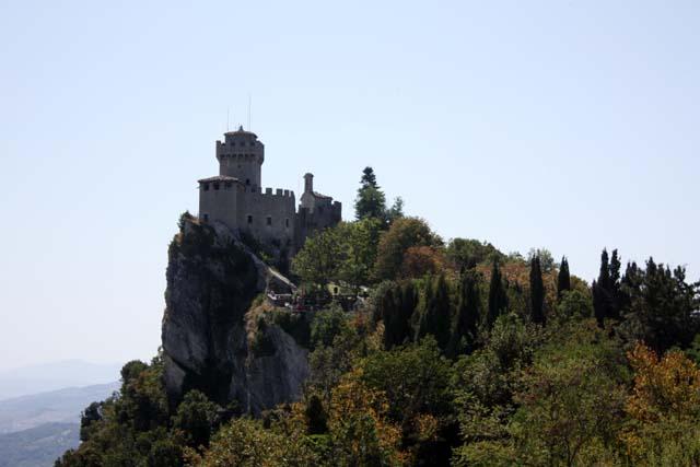 Сан-Марино крепость Честа