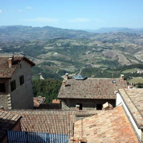 Сан-Марино — государство в облаках