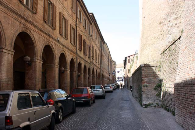 Урбино улицы