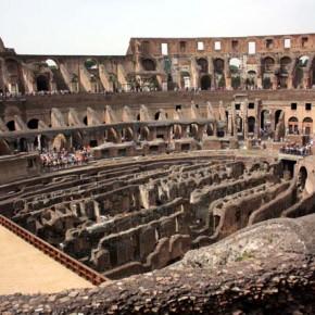 Колизей и Арка Константина в Риме